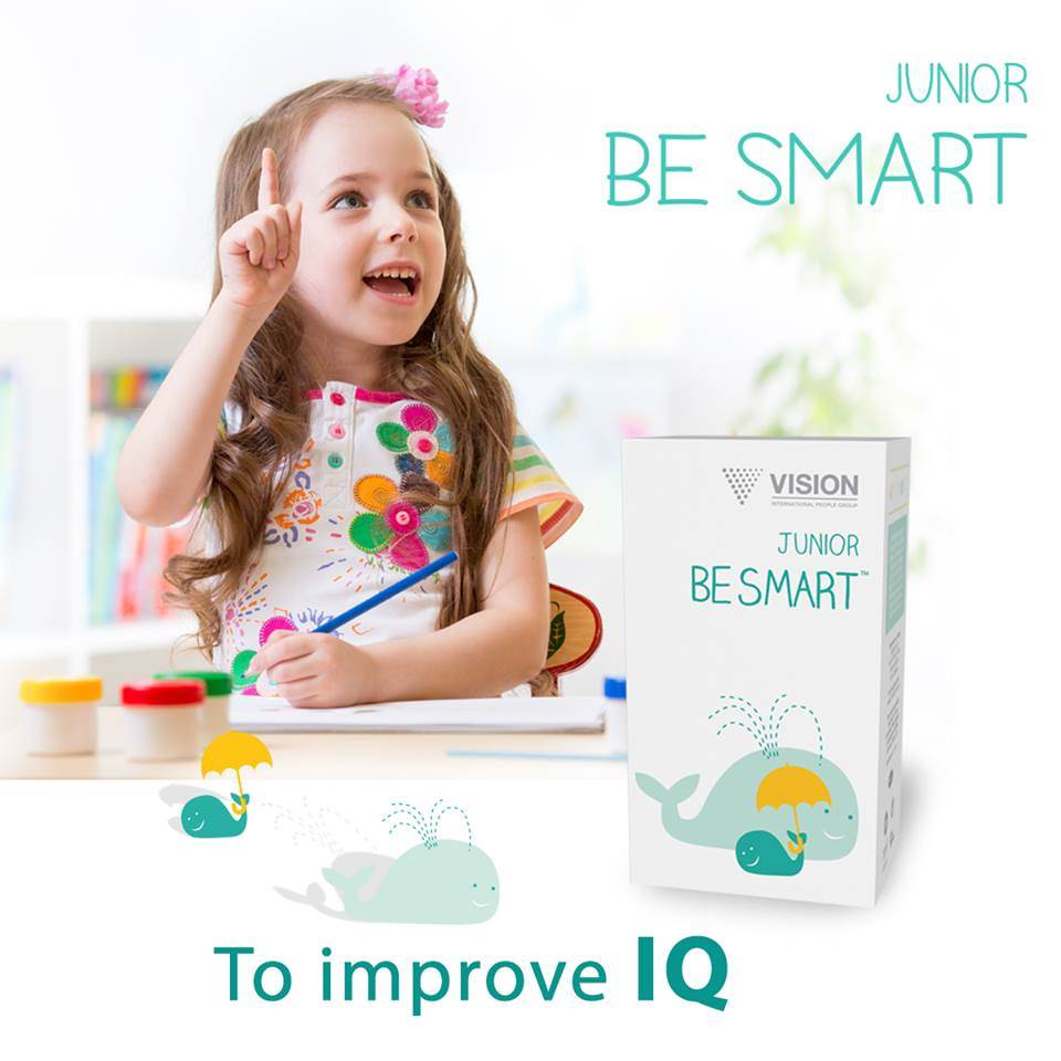 JUNIOR BE SMART